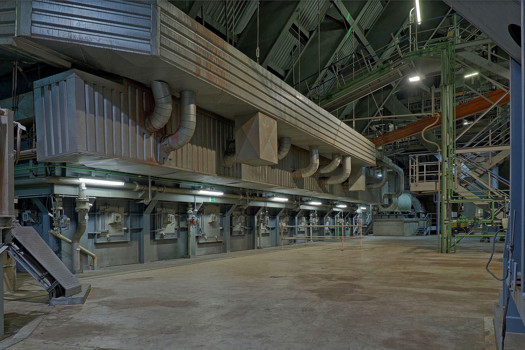 Fein Kessel Im Kraftwerk Galerie - Schaltplan Serie Circuit ...